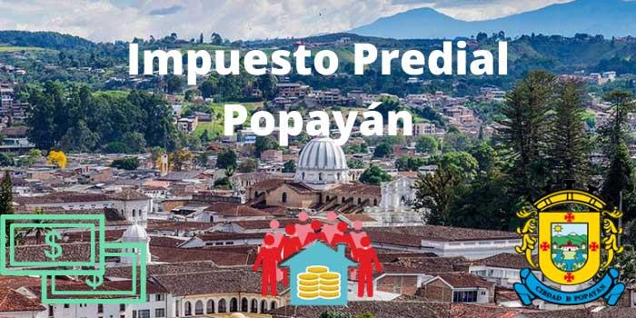 Impuesto Predial Popayan
