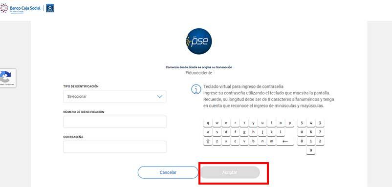 Banco Caja Social Pagos Por PSE