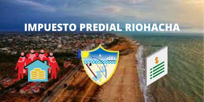 IMPUESTO PREDIAL RIOHACHA
