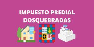 IMPUESTO PREDIAL DOSQUEBRADAS