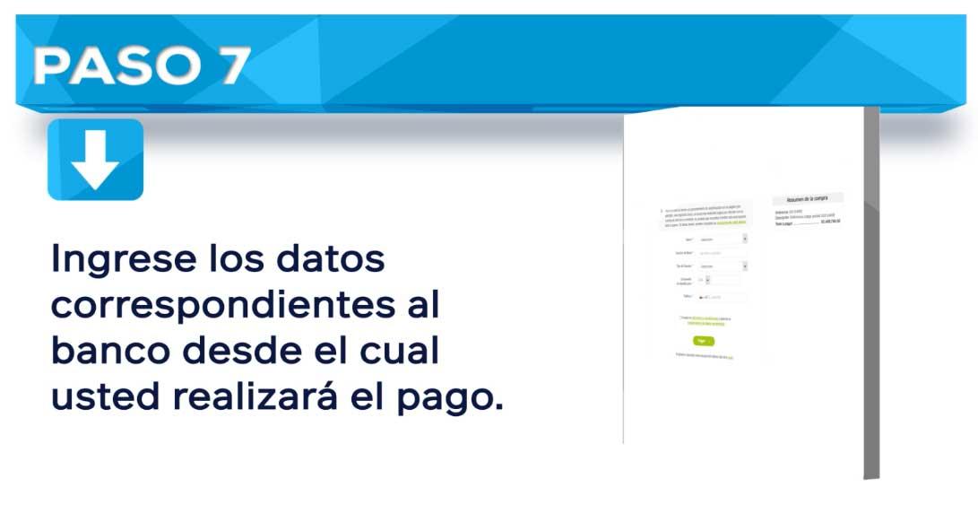 Impuesto Predial Cajica Paso 7