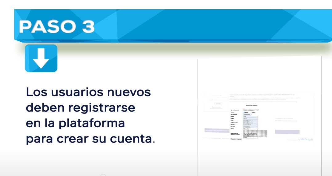 Impuesto Predial Cajica paso 3