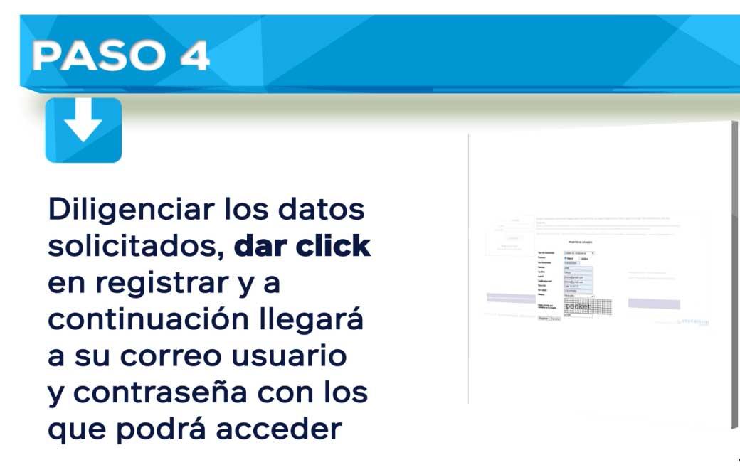 Impuesto Predial Cajica paso 4