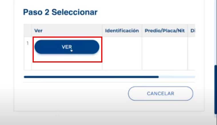 Seleccionar Predio Bucaramanga